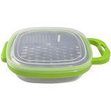 保鮮盒多功能蔬菜切絲切片刨刀組超值2入組(YZ-8871X2)