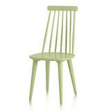 004-1A型溫莎綠色餐椅
