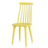 004-2A型溫莎黃色餐椅