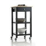 006-2菲比1.25尺實木活動收納餐櫃