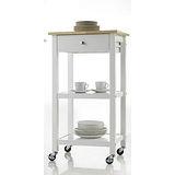 006-3菲比1.25尺實木活動收納餐櫃