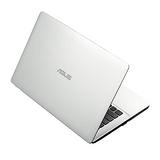 ASUS X453MA 14吋 N2830 極致進化輕薄筆電 白 (X453MA-0061GN2830)-加送原廠TERRA系列多彩筆電包+散熱板+無線滑鼠+三合一清潔組