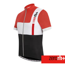 ZERORH+ 時尚短袖排汗自行車衣(男ECU0197