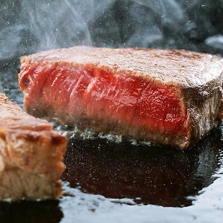 嫩肩沙朗牛排(600g)★美國安格斯CHOICE牛肉★超大滿足,肉質細緻、香甜多汁