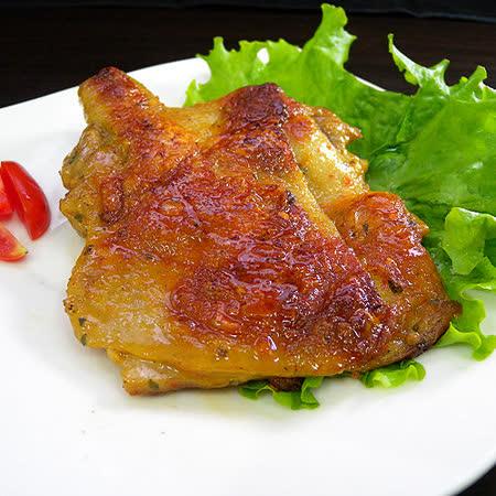 ★泰式檸檬去骨雞腿排(240g±10%)★100%穀物飼養!純正泰式醃製,肉質鮮美,鮮嫩多汁
