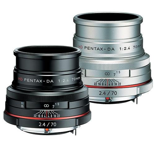 PENTAX HD DA 70mm F2.4 Limited (公司貨)  - 【新】HD鍍膜鏡頭