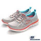 SKECHERS (女) 流行運動鞋 滑翔機 山貓-22704LGCL
