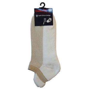 EF 護裸運動襪-米(22~24cm)