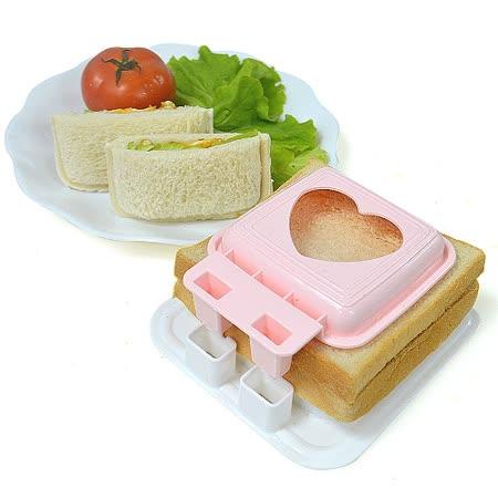 【日本sanada】三明治diy模具組 3包裝