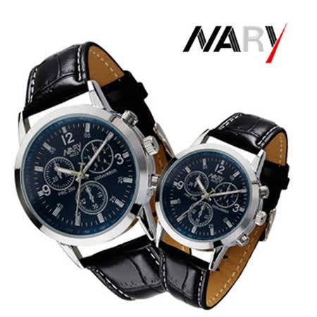 【NARY 那瑞】穿越時空個性品味情侶對錶