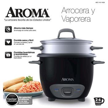 AROMA 蒸/煮美食料理鍋 (ARC-743-1NGB)