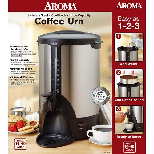 AROMA 住商二用保溫咖啡沖茶機 ^(ACU~140S^)