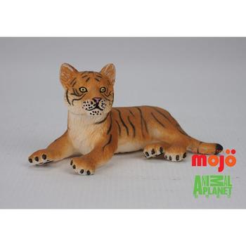 【MOJO FUN 動物模型】動物星球頻道獨家授權 - 小老虎