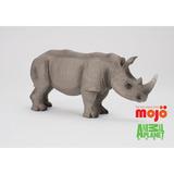 【MOJO FUN 動物模型】動物星球頻道獨家授權 - 白犀牛