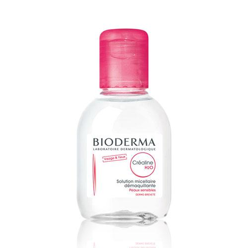 BIODERMA Cr aline高效潔膚液^(敏感肌^) 100ml