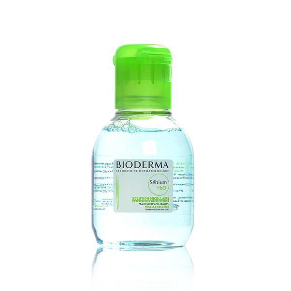 Bioderma Sebium高效潔膚液^(油肌^) 100ml