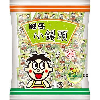 旺仔小饅頭綜合水果400g