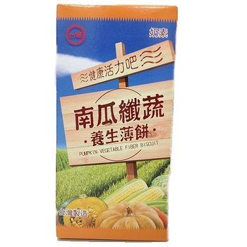 台糖南瓜纖蔬養生薄餅180g