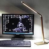 山崎鋁合金LED折疊檯燈