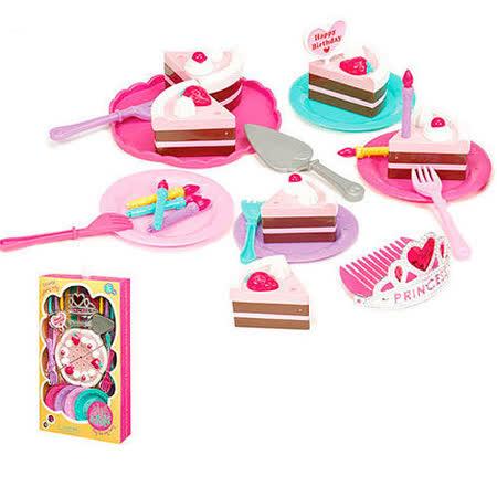 《 B.toys 》小公主生日蛋糕