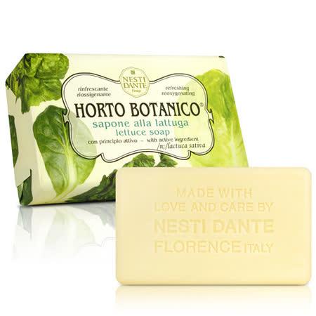 (任)Nesti Dante  義大利手工皂-天然纖蔬系列-萵苣(250g)