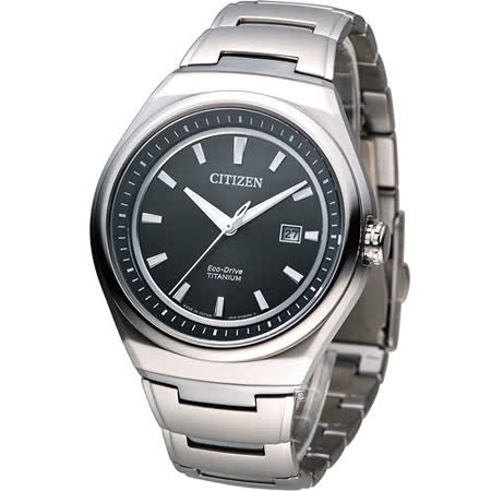 星辰 CITIZEN 科技新貴 【鈦】時尚腕錶 AW1251-51E