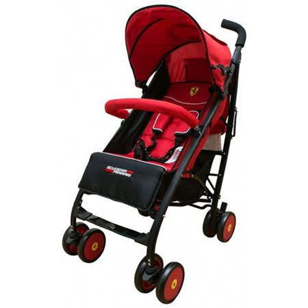 法拉利傘車(紅色)
