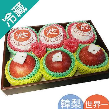 富士蘋果禮盒(9入/盒)