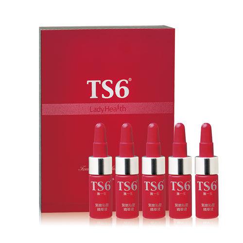 TS6 護一生 緊嫩私密精華液5mlX5支/盒