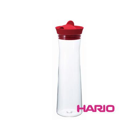 HARIO Gmark酒紅冷水壺1000ml WJ-10-R
