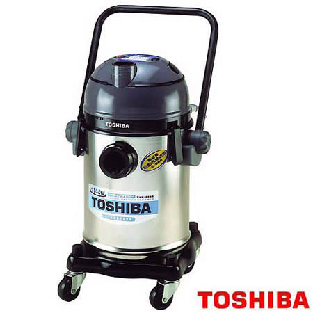 【TOSHIBA 東芝】乾溼兩用吸塵器 TVC-2020