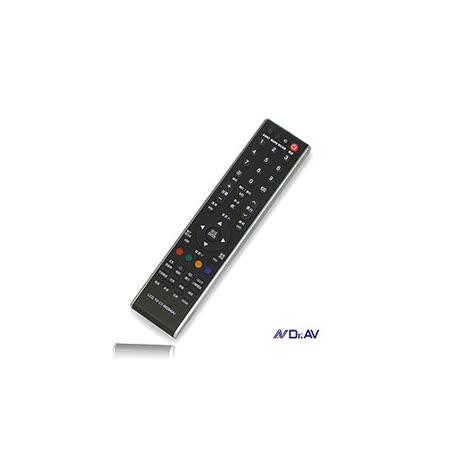 Dr.AV CT-90284 東芝 TOSHIBA 景新 VTIO 液晶電視遙控器