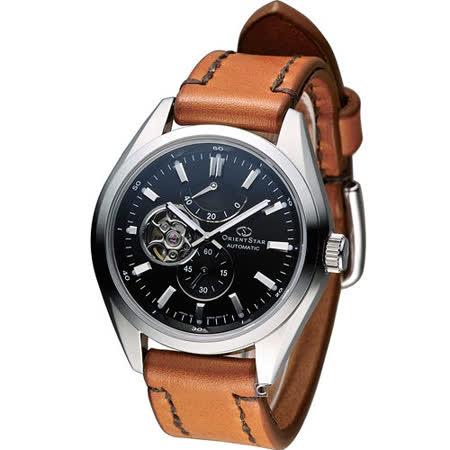 ORIENT Star 軍用風格自動機械腕錶 SDK02001B
