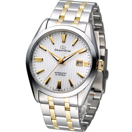Orient Star 經典紳士機械腕錶 SDV002001W