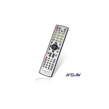 Dr.AV RP-51 奇美 CHIMEI 新禾 Polyvision  液晶電視遙控器