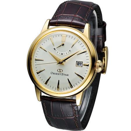 Orient Star 經典復刻動力儲存機械錶 SEL05001S