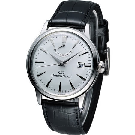 Orient Star 經典復刻動力儲存機械錶 SEL05004W