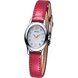 精工 SEIKO Solar 粉領氣質 太陽能腕錶 V117-0CR0R SWFA149J