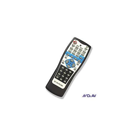 Dr.AV RC-V8 聲寶平面電視轟天雷3代