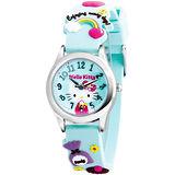 Hello Kitty 美味時光俏麗腕錶-藍