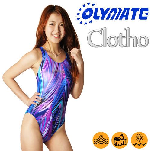 OLYMATE Clotho 競技版女性泳裝