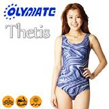 OLYMATE Thetis 專業連身女性泳裝