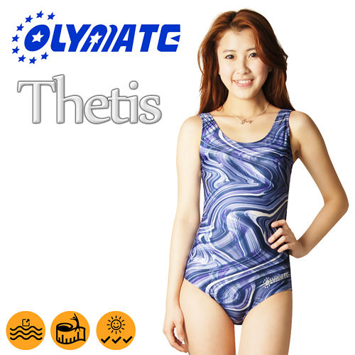 OLYMATE Thetis 連身女性泳裝