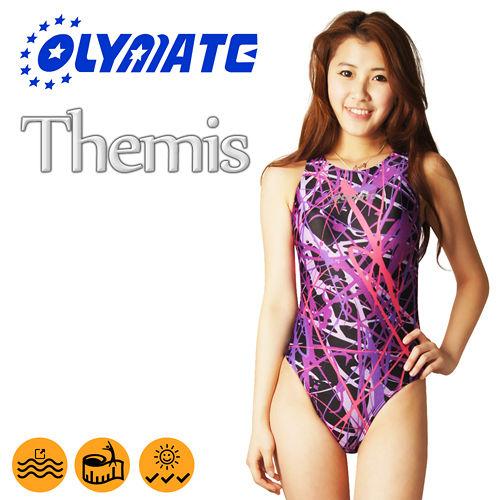 OLYMATE Themis 競技版女性泳裝