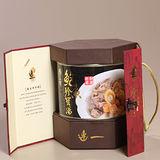 【台北濱江】鮑魚珍寶湯禮盒1份(1700g/盒)
