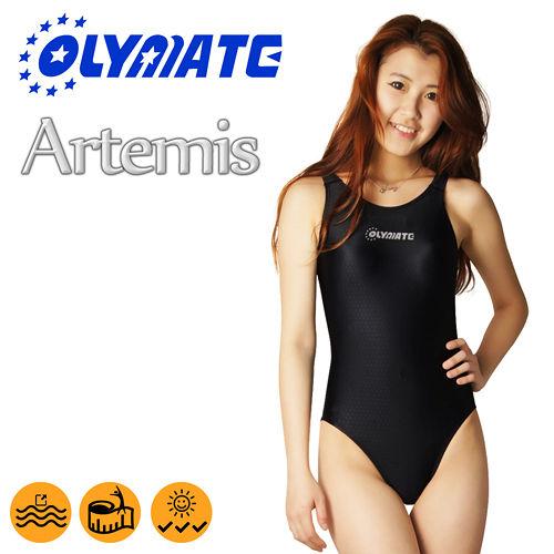 OLYMATE Art遠 百 板橋 店emis 專業競技版女性泳裝