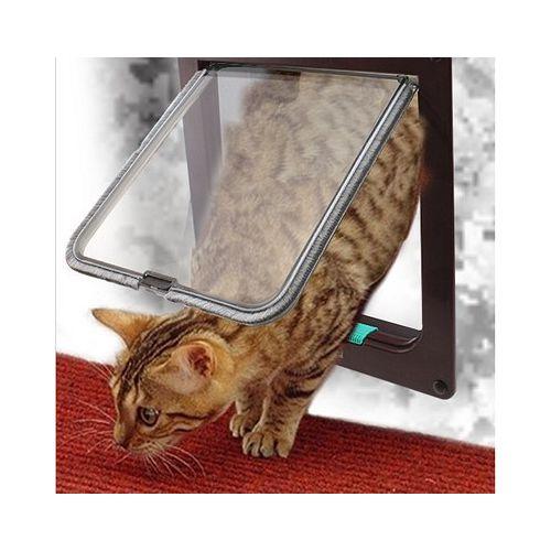 ^(寵物日用品^)寵物門貓門狗門 讓您一夜好眠 不用再半夜爬起來替您的寵物開門