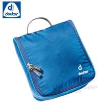 【德國 Deuter】Wash Center II 盥洗包.隨身化妝包.清潔用品包.打理包/39464 深藍