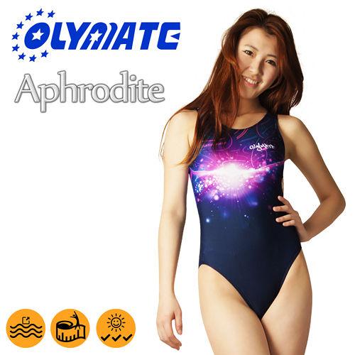 OLYMATE Aphr威 秀 大 遠 百 高雄odite 專業競技版女性泳裝