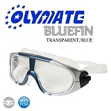 OLYMATE Bluefin 娛樂版休閒大泳鏡(TT Blue)